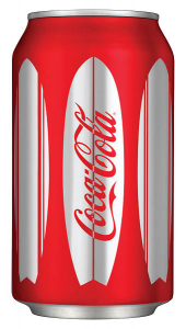 Coca-Cola Summer Can Designs