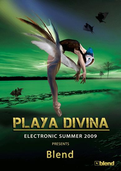 Didi Bjornerud Flyer design