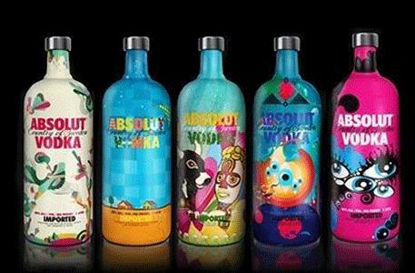 Great Design Gallery: Absolut Vodka