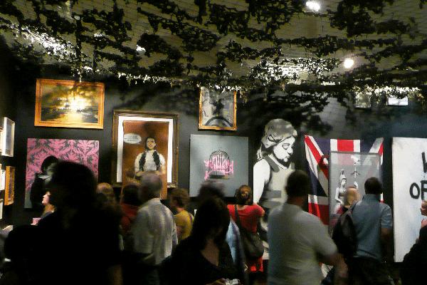 Banksy Bristol Museum Exhibition