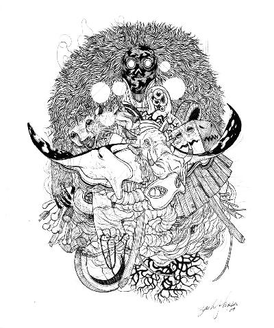 Manta-Pile