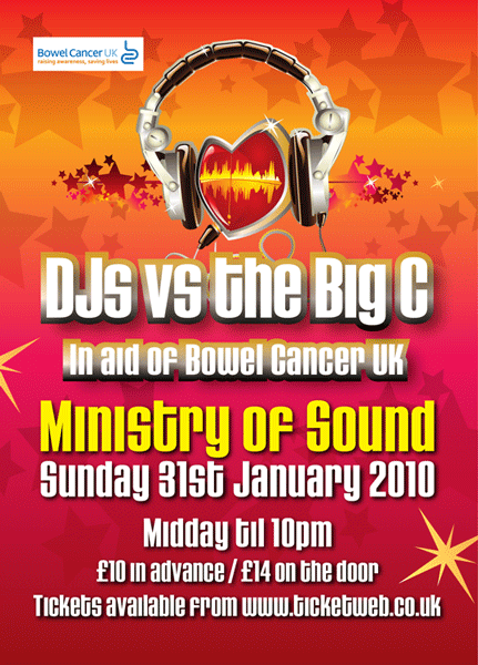 Dj's-Vs-Big-C-A6-Flyer