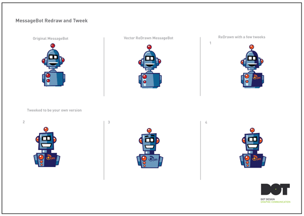 MessageBot Redraw and ReDesign