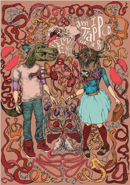 Zosia Olenska Illustrator portfolio