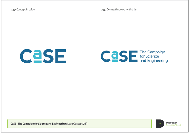 Campaign for Science and Engineering Logo Designer