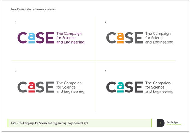 Campaign for Science and Engineering Brand Designer