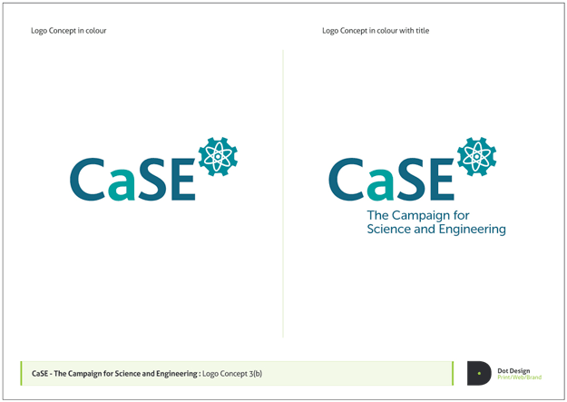 Science and Engineering Logo Design