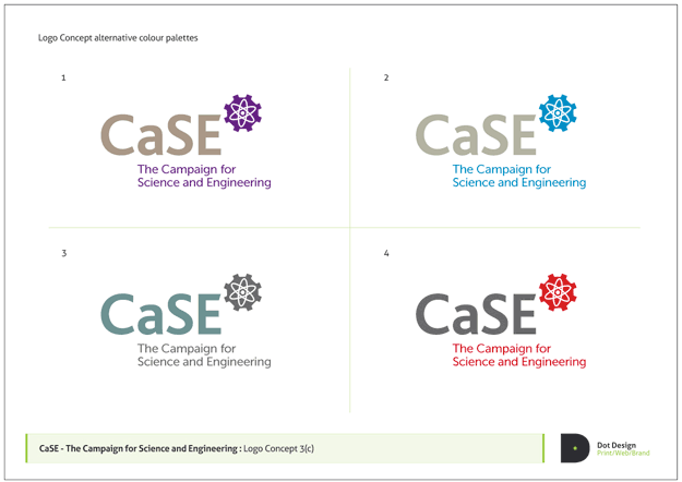 Science and Engineering Branding Designer