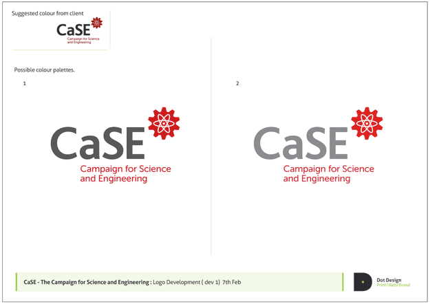 CaSe Logo Design