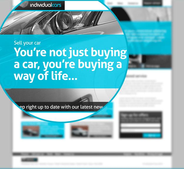 Website design details 4