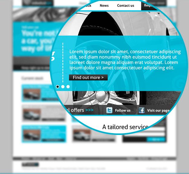 Website design details 3